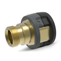 Adaptér 2 M22 x 1,5 IG - EASY!Lock 22 AG
